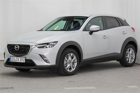 MAZDA CX-3 2.0 SKY.ADVANCE (5 PORTAS) | MAZDA CX-3 2.0 SKY.ADVANCE (5 PORTAS): resultados do teste