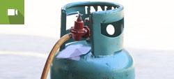 Gás engarrafado: regras de ouro a utilizar