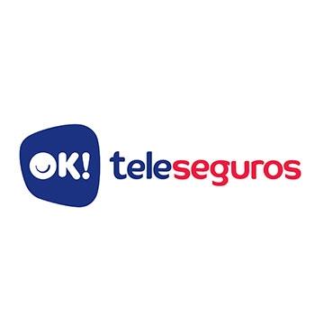 OK Teleseguros/ Via Directa logo