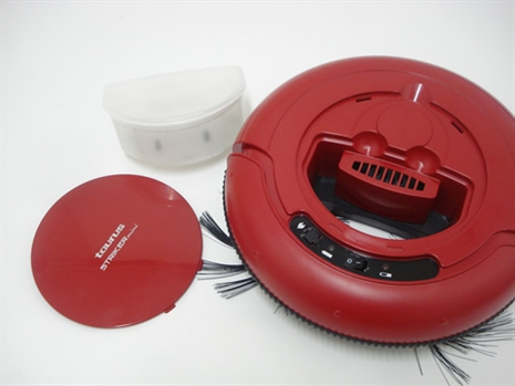 O Taurus Striker Mini pesa apenas 1,5 kg e as suas dimensões são adequadas para circular debaixo de móveis.