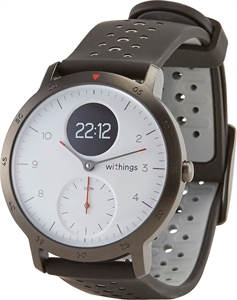 WITHINGS Steel HR Sport | Relógios inteligentes e pulseiras fitness | Testes DECO PROTESTE