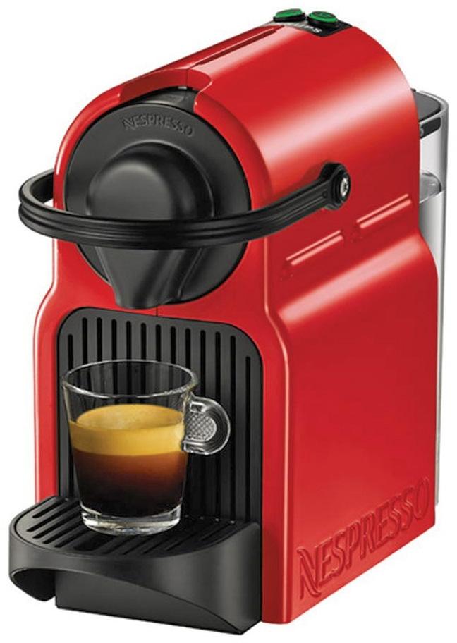 krups nespresso inissia xn1005 red testes deco proteste. Black Bedroom Furniture Sets. Home Design Ideas